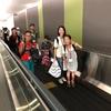 中部国際空港に到着しました。