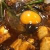松屋の玉子で食べる四川風麻婆豆腐を食べてみたがどこが四川風かよくわからん…