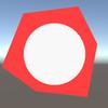 【Unity】立方体の中に球体を描画するシェーダを導入する