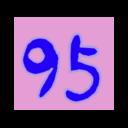 95ぱー好きなことだけ。
