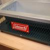 自宅内で炭火BBQは無理でした!Coleman(コールマン) クールステージテーブルトップグリル 170-9368