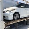 毛呂山町から車検の切れた故障車をレッカー車で廃車の引き取りしました。
