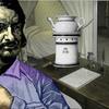4「作家の死」バルザック