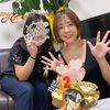 娘12歳になりました!誕生日のケーキは、東京リベンジャーズ佐野万次郎&松野千冬キャラケーキ
