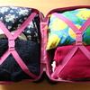 5人家族の旅行バッグの中身と反省点