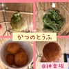 神楽坂で豆腐スイーツ食べ歩き!老舗豆腐店【かつのとうふ】のおからボール&ずんだ白玉がほっぺた落ちる美味しさ!