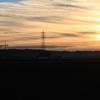 1月1日(火)晴れ、2013年の初日の出と幻日「天体の音楽/ヨーゼフ・シュトラウス」
