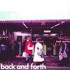 Watasinoとの共作「back and forth」をリリースしました。