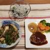 2019-01-12の夕食