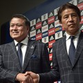 西野ジャパン コーチ陣とスタッフを発表。西野朗監督の思いとは