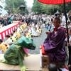 金峯山寺の平安時代から続く伝統の奇祭「蓮華会・蛙飛び行事」(吉野町)