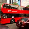 メキシコシティのメトロブス(metrobus)に新しい路線