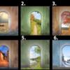 どんな文を選択。 あなたが本当に追求する生活を知ることができる6つの扉