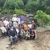 日本の景勝地、徳島県の【高開の石積み】で石積みを体験してきました。