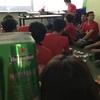 1月23日 ベトナムの歴史的瞬間。サッカーU23アジア杯で決勝進出!町はお祭り騒ぎ。その愛国心に感動。