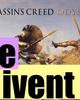 『アサシンクリード オデッセイ』30レベル以上のから参加できるライブイベントが10月16日から開催
