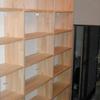 本棚制作1−1(造り付け仕切り棚の例)