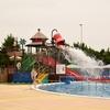 「明石海浜プール」で2歳の長女がプールデビュー!