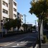 北江口住宅前(大阪市東淀川区)