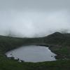 ◆8/15     鳥海山ぐるっと周回⑤…御浜~鳥海湖~千畳ヶ原