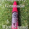 raspberry grenade by RIOT SQUAD レビュー