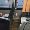 久々のリムジンバス 電源ありWiFiありで便利