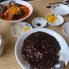 韓国で両親と食べツアー