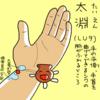 肺経(LU)9 太淵