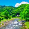【ハイタッチドライブ】愛知県編③夏の香嵐渓へ