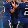 サッカー日本代表。第2戦・・・