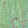 〈個人山行〉 近畿百名山シリーズNo.72 高島トレイルの最高峰・三重嶽