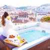 【宿泊記】リスボンの絶景が楽しめる「Casa Balthazar」ジャグジー付きのお部屋