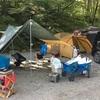 初めてのキャンプ in オートリゾートパークBIG LANDさん♫