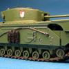 ファインモールド 1/35 チャーチル 歩兵戦車Mk.VII 聖グロリアーナ仕様