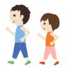 朝活筋トレで人生が変わる8 日常をトレーニングの場にする!! 一駅分歩く!!