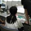 医学図書館で中学生の職場体験学習を受け入れました
