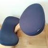 息子の椅子もメルカリ購入 バランスチェア イージー