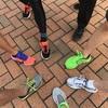 リレーマラソンの合同練習!