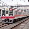 東武6050系、6154+6160+6164F廃車回送