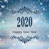 HAPPY2020!あけましておめでとうございます!