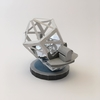 国立天文台のHPでTMTのペーパークラフトが公開されました
