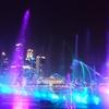 シンガポール弾丸2泊4日GW②(お土産、ランチ、観光、ディナー、光のショー)