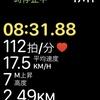 Apple Watchを使ってサイクリングとリングフィットアドベンチャーを比較してみた。