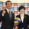 【中田久美、中垣内祐一】かつてのスター選手が全日本の監督に就任!