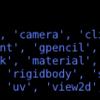 Blender Python 6〜プログラムで三角錐〜