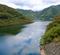 奥津湖(岡山県鏡野)