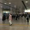 JR名古屋駅の東西を横断する、もう一つの通路。