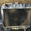 ISEKI ARS12 トラクター ラジエーター修理