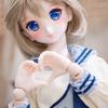 no.1478 DDH-06(セミホワイト肌)<ナギ作DDカスタムヘッド>