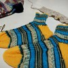 レッスンレポート)7/28五日市教室 愛犬に服を編んでいます